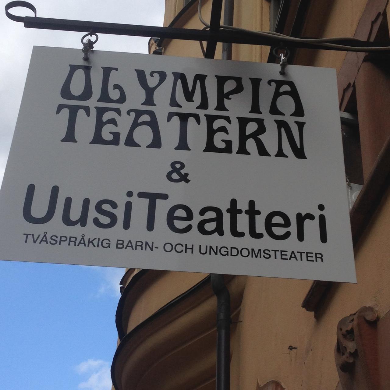 Hyra Olympiateatern