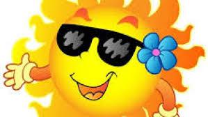 Trevlig sommar Hälsning