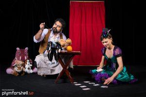PREMIÄR:Barnopera – Dockmakarens äventyr
