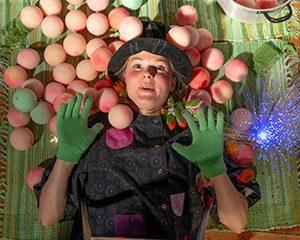 Bära frukt (3- 6 år)
